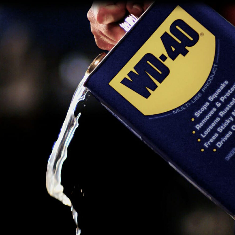WD-40 MUP 1 gallon uses