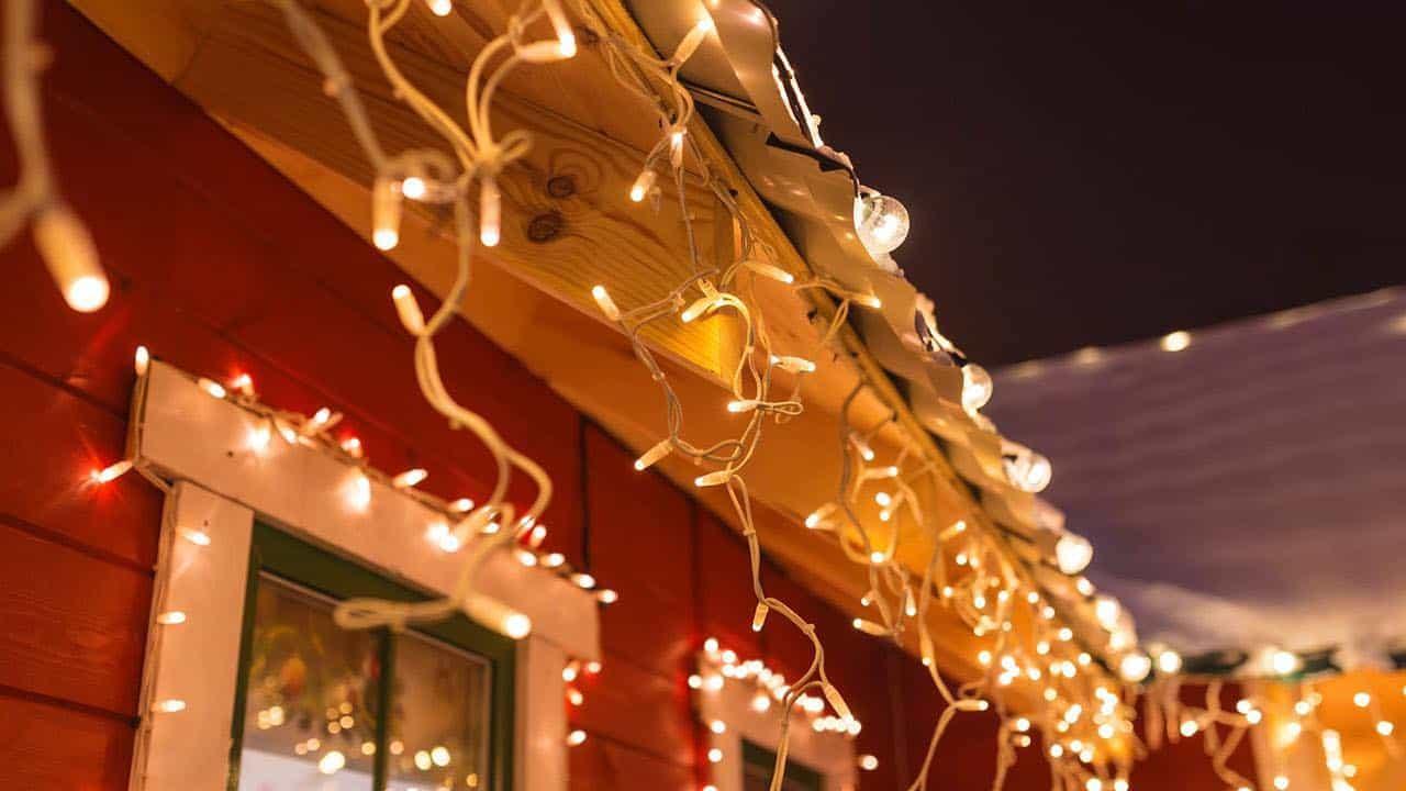 cómo proteger y mantener tus luces navideñas