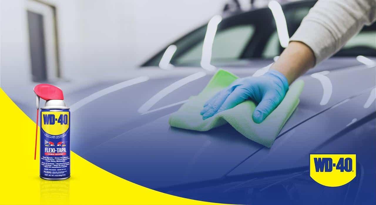 Oculta los raspones de tu auto fácilmente