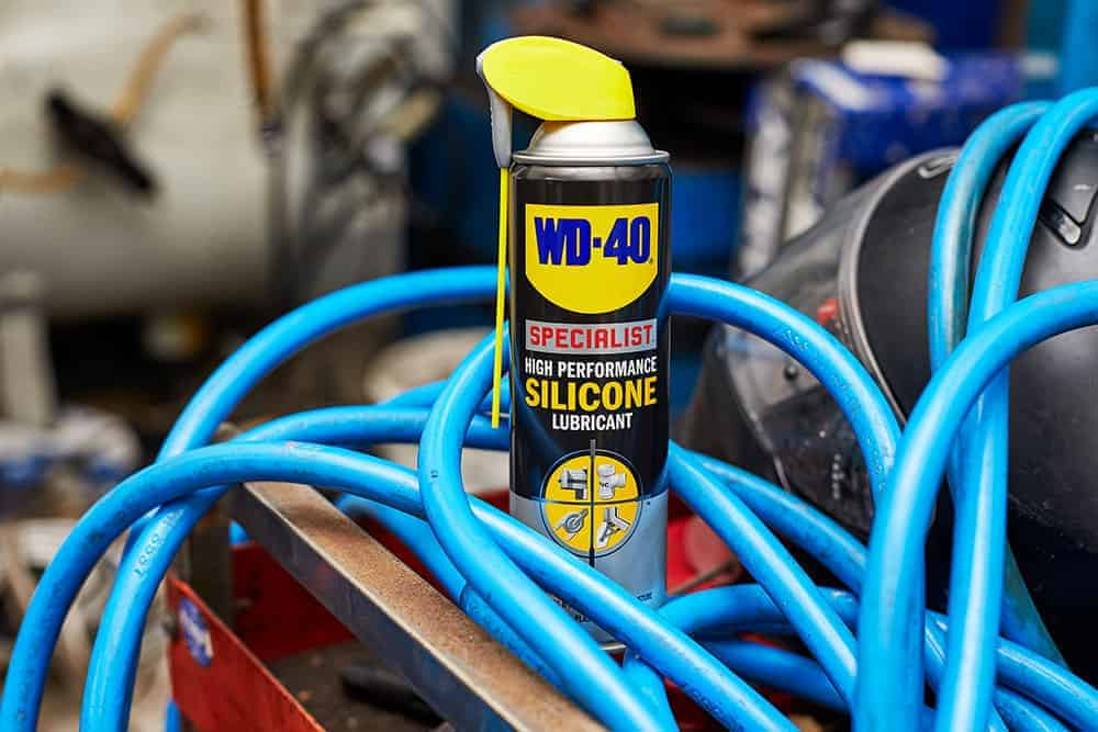 wd40 cables
