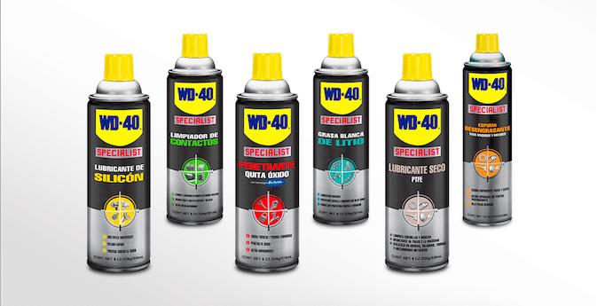 wd40 variedad de productos
