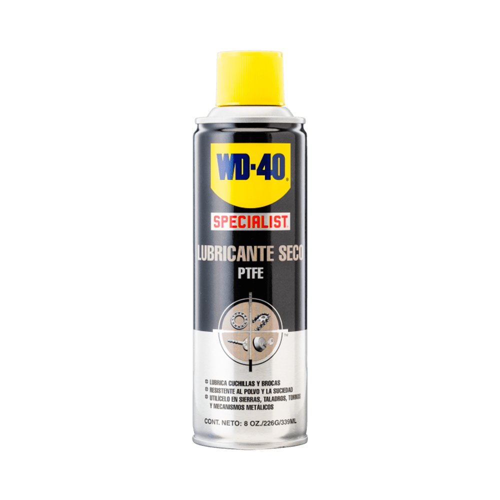 wd40 specialist lubricante seco