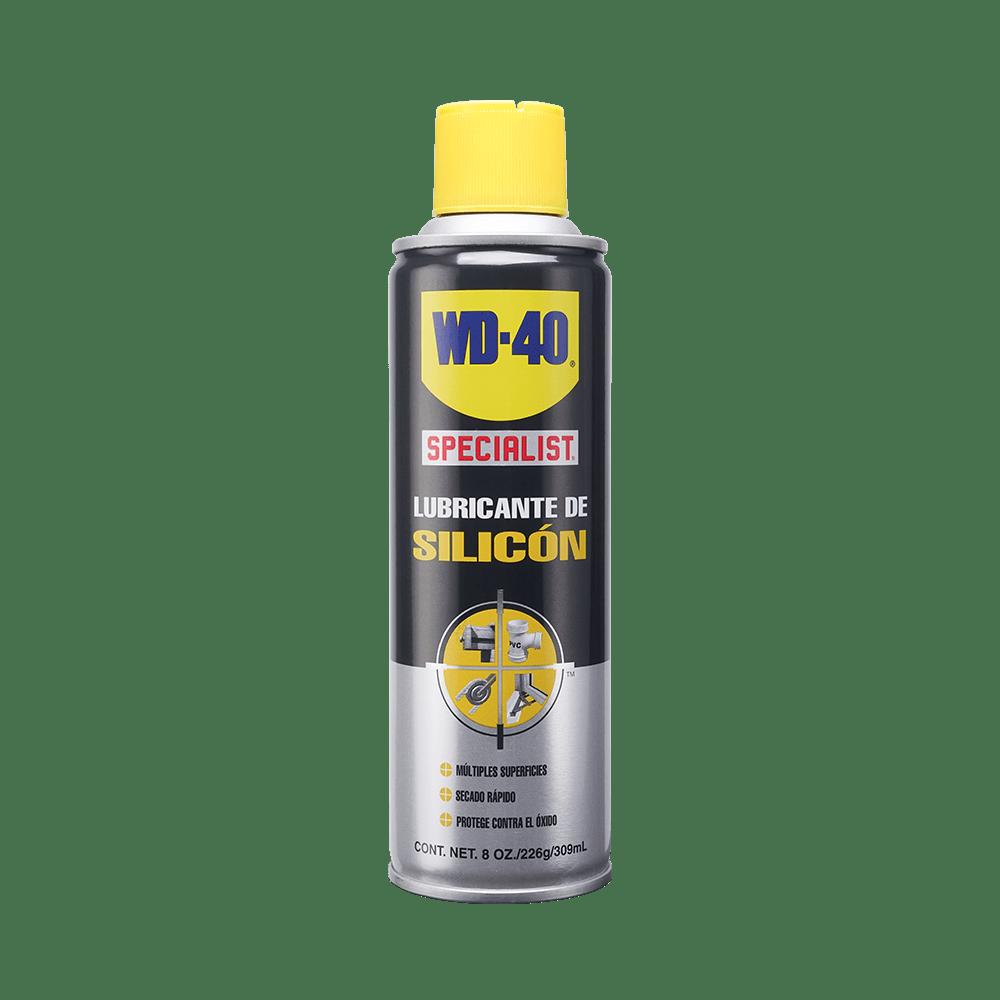 lubricante silicon WD40