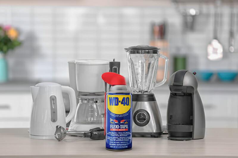 wd40 usos hogar cocina