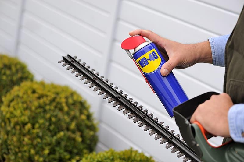 limpiar herramientas