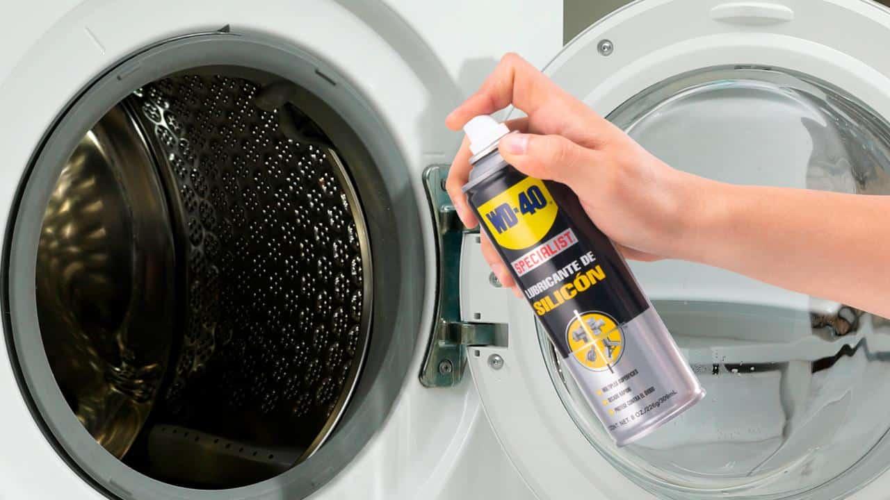Buen mantenimiento lavadora